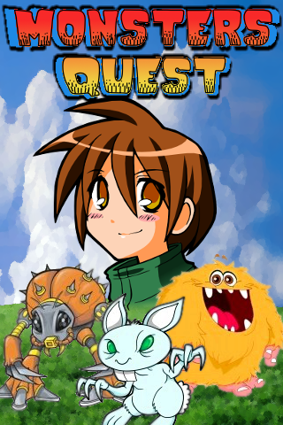 Screenshot Monsters quest