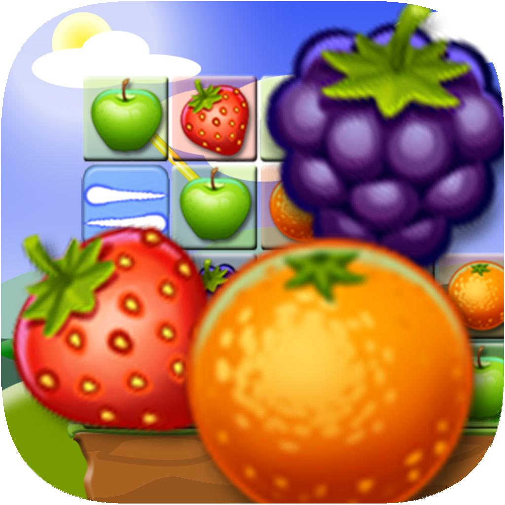 Fruit link 3 - Fruit Link Crush Enjoy Juice Splash Mania Free Addictive Popular Puzzle Game